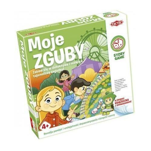 Tactic Story game: moje zguby
