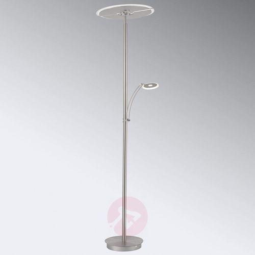 Ze ściemniaczem – naświetlacz led artur z lampką marki Paul neuhaus
