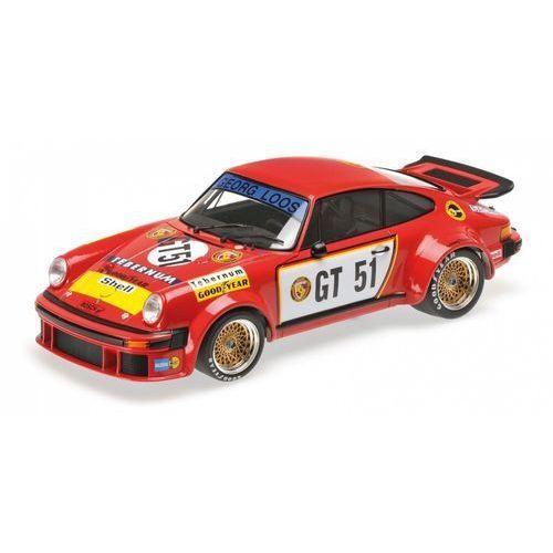 Porsche 934 #gt51 toine hezemanns team gelo-tebernum racing winner egt nurburgring 300km 1976 - darmowa dostawa! marki Minichamps