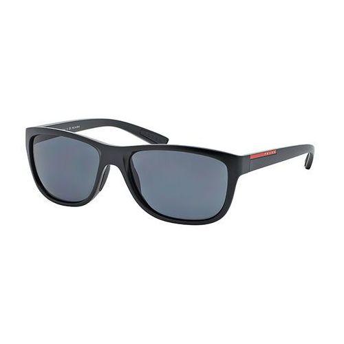 Okulary słoneczne ps05ps horizon polarized 1bo5z1 marki Prada linea rossa