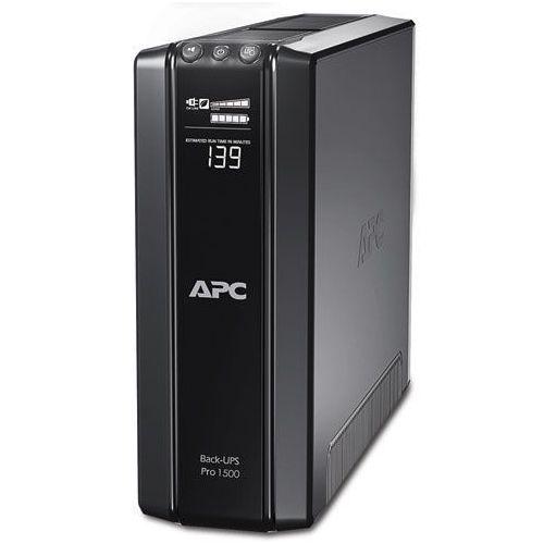Zasilacz awaryjny ups power saving back-ups pro 1500va marki Apc