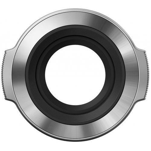 Olympus LC-37C srebrna - Automatyczna zakrywka obiektywu 14-42 mm EZ, V325373SW000