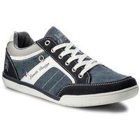 Sneakersy gino - mp40-7698j granatowy marki Lanetti