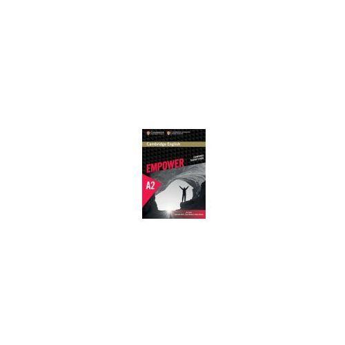 Cambridge English Empower Elementary Teacher's Book (9781107466449). Najniższe ceny, najlepsze promocje w sklepach, opinie.