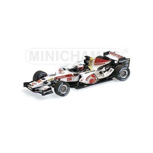 Honda F1 Racing RA106 #12 Jenson Button Winner Hungary GP 2006 Dirty Version - DARMOWA DOSTAWA OD 199 ZŁ!!!
