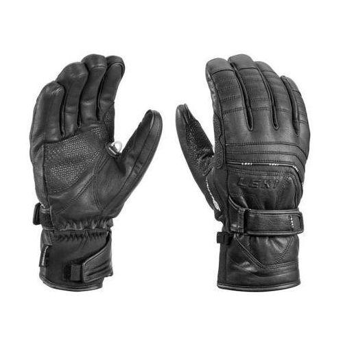 Rękawice LEKI Fuse S mf touch black 8.0