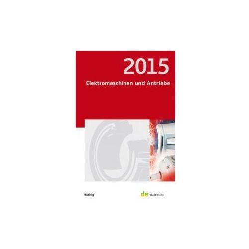 Elektromaschinen und Antriebe 2015, pozycja z kategorii Literatura obcojęzyczna