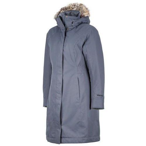 Płaszcz puchowy CHELSEA COAT - steel onyx, kolor czarny