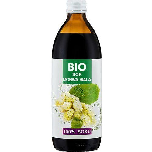 BIOAVENA 500ml Sok z morwy białej bez dodatku cukru Bio | DARMOWA DOSTAWA OD 150 ZŁ!