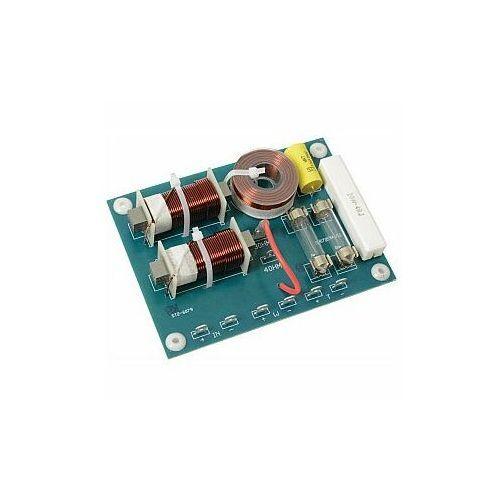 Qtx x48r2kh-200w 2-drożny crossover / zwrotnica 12db, 4/8 ohm, 200w, 2khz