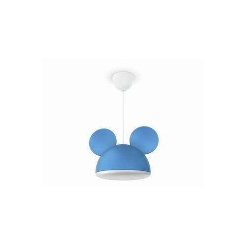Philips 71758/30/16 - żyrandol dziecięcy disney mickey mouse 1xe27/15w/230v (8718291532873)