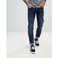 French Connection Slim Fit Jeans - Blue, kolor niebieski