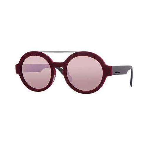 Okulary słoneczne  ii 0913v i-plastik velvet 057/000 marki Italia independent