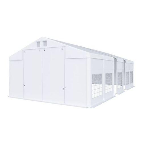 Namiot 6x14x2,5, całoroczny namiot cateringowy, winter/sd 84m2 - 6m x 14m x 2,5m marki Das