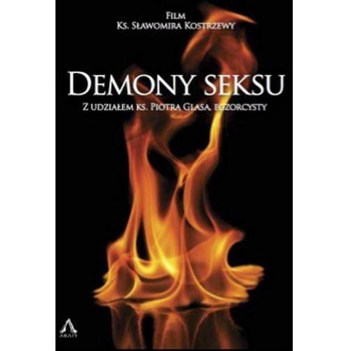 Demony seksu. z udziałem ks. piotra glasa, egzorcysty. książka + dvd od producenta Kostrzewa sławomir ks.