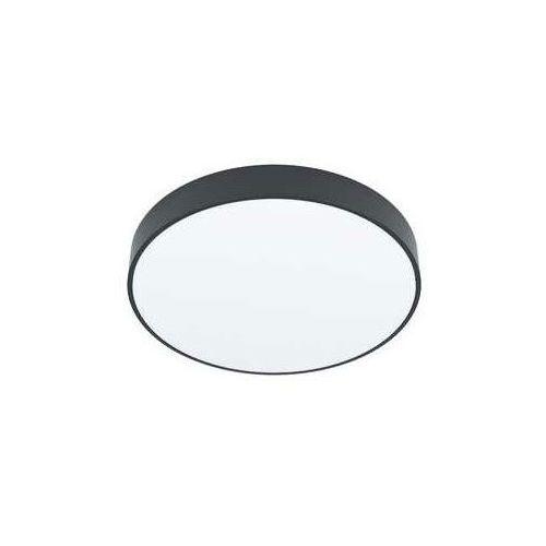 zubieta-a 98894 plafon lampa sufitowa 1x18w led czarny/biały marki Eglo