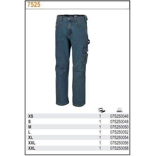Spodnie robocze dżinsowe (8014230650463)