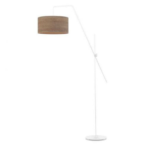 Nowoczesna lampa do salonu bilbao eco z włącznikiem nożnym marki Lysne