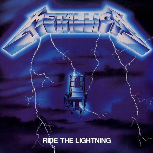 Universal music Metallica - ride the lightning (remastered)