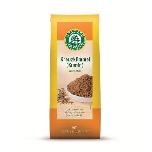 Lebensbaum (przyprawy, herbaty, kawy) Kmin rzymski mielony bio 40 g - lebensbaum