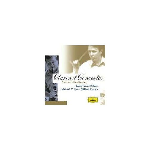 Mozart, Beethoven: Clarinet Concertos, 4576522