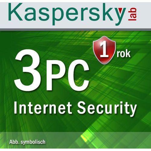 internet security multi device 2016 3 pc wyprodukowany przez Kaspersky