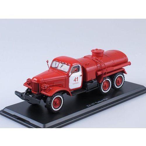 Fire tanker truck zil-157 marki Ssm