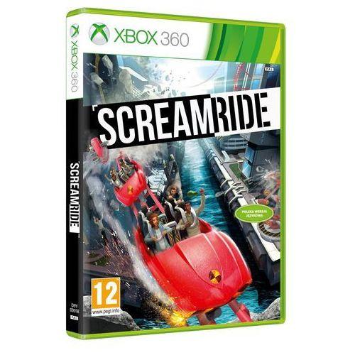 ScreamRide (Xbox 360). Najniższe ceny, najlepsze promocje w sklepach, opinie.