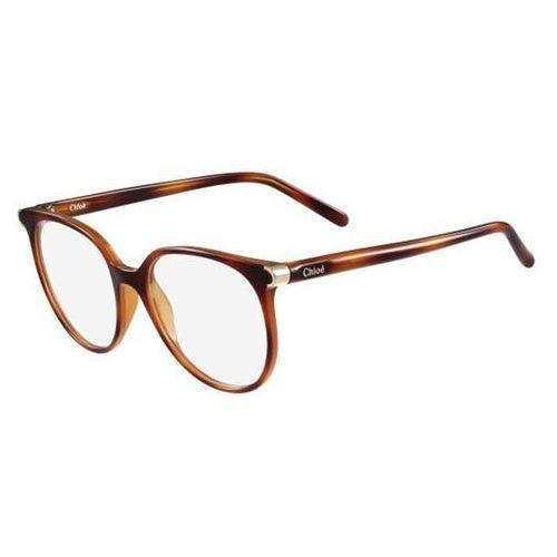 Okulary korekcyjne ce 2687 214 marki Chloe