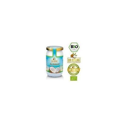 Olej kokosowy tłoczony na zimno BIO 200ml - Dr Goerg (4260213390572)