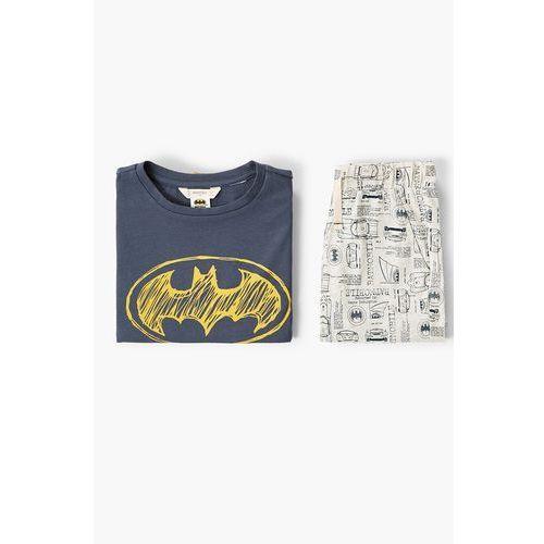 - piżama dziecięca batcar batman 110-164 cm marki Mango kids