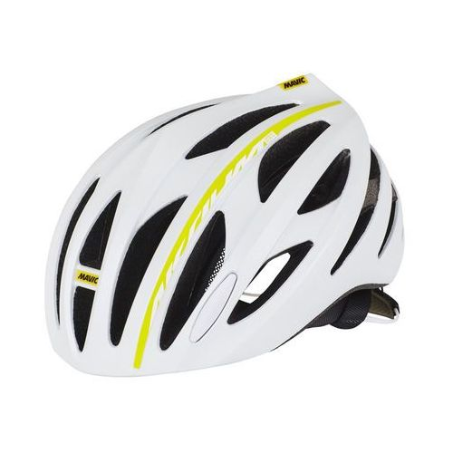 Mavic Aksium Elite Kask rowerowy Kobiety biały 57-61 cm 2018 Kaski szosowe (0887850828233)