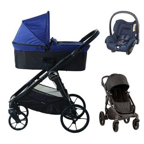 city premier+gratis+gondola+fotelik (do wyboru) marki Baby jogger