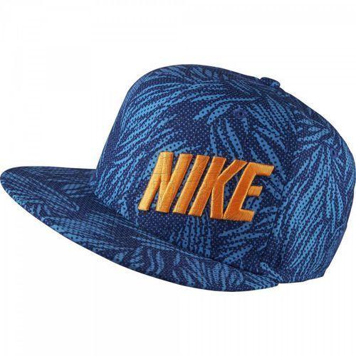 Czapka z daszkiem Nike Palm True Junior 816711-455, kolor niebieski