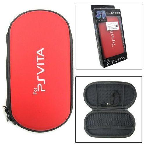 ETUI DO PSP VITA -czerwone w blistrze