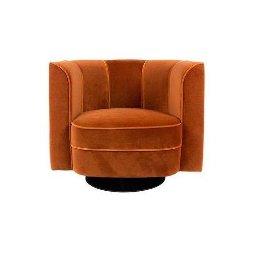 fotel lounge flower - dutchbone 3100045 marki Dutchbone