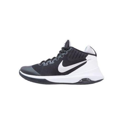 Nike Performance AIR VERSITILE Obuwie do koszykówki black/metallic silver/dark grey/pure platinum - sprawdź w wybranym sklepie