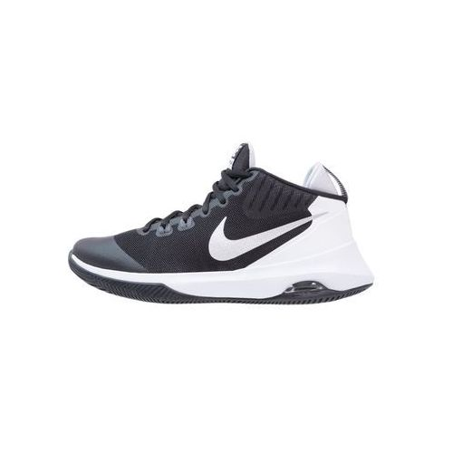 Nike Performance AIR VERSITILE Obuwie do koszykówki black/metallic silver/dark grey/pure platinum