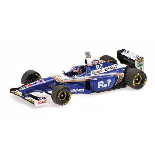 Minichamps Williams renault fw19 #3 jacques villeneuve world champion 1997 high cover (4012138049185)