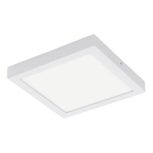 Eglo Lampa sufitowa 1x22w fueva - biała kwadratowa promocja!, 94537