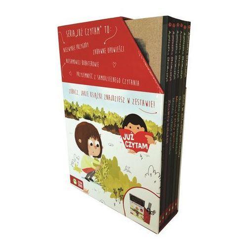 Już czytam 1 Pakiet - Jeśli zamówisz do 14:00, wyślemy tego samego dnia. Darmowa dostawa, już od 99,99 zł. (5901761116106)