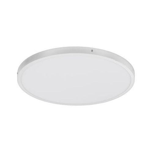 Eglo 97263 - LED Plafon FUEVA 1 1xLED/25W/230V srebrny okrągły 2500 lm