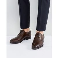 lauriano derby leather shoes in brown - brown, Aldo