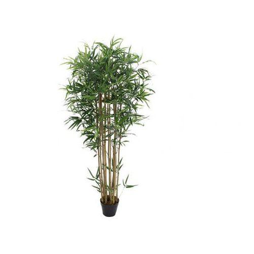 Vente-unique Sztuczne drzewko bambusowe bisseti pień naturalny - wys. 162 cm