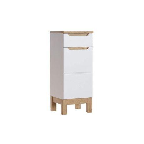 Comad szafka niska bali white (półsłupek) bali810 (5907441296809)