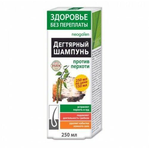Szampon dziegciowy przeciwłupieżowy 250ml marki Korolev farm