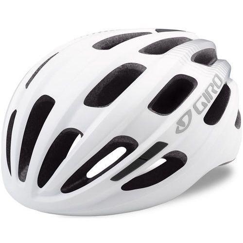 Giro Isode Kask rowerowy biały U / 54-61cm 2018 Kaski rowerowe (0768686072383)