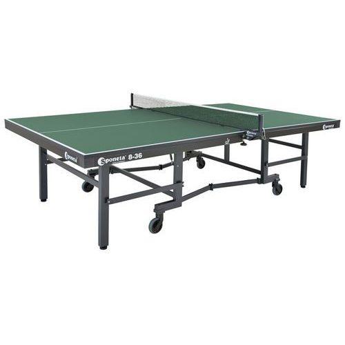 Sponeta Stół do tenisa stołowego s8-36 wewnętrzny (4013771138205)