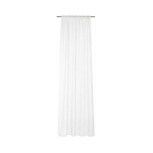 Firana na taśmie lolly 140 x 280 cm biała marki Inspire
