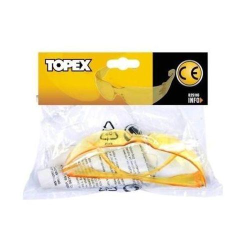 Topex Okulary ochronne 82s116 (5902062821164)
